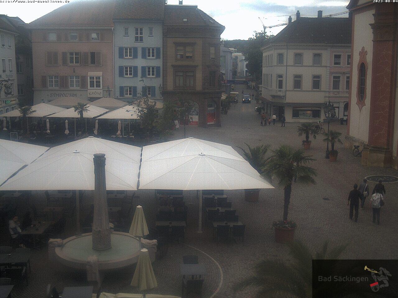 Webcam am Münsterplatz