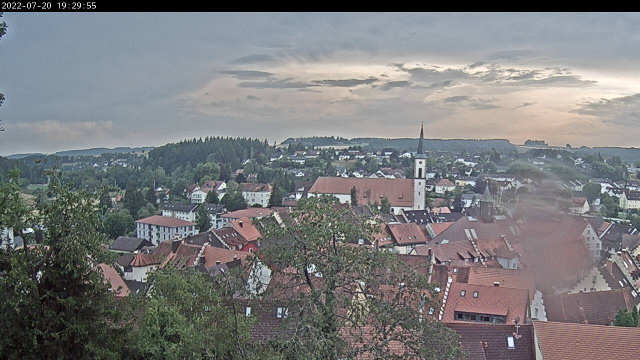 Webcam Stadt Löffingen - Alenberg