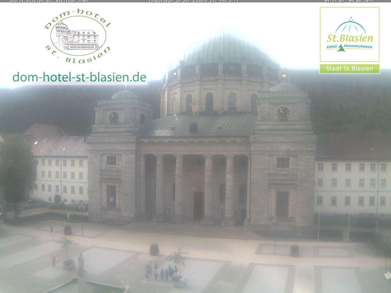 St. Blasien - Domplatz