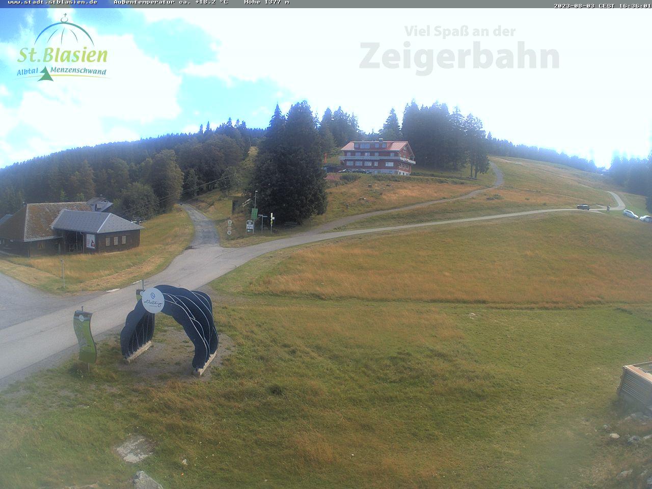 Webcambild von Feldberg / Grafenmatt