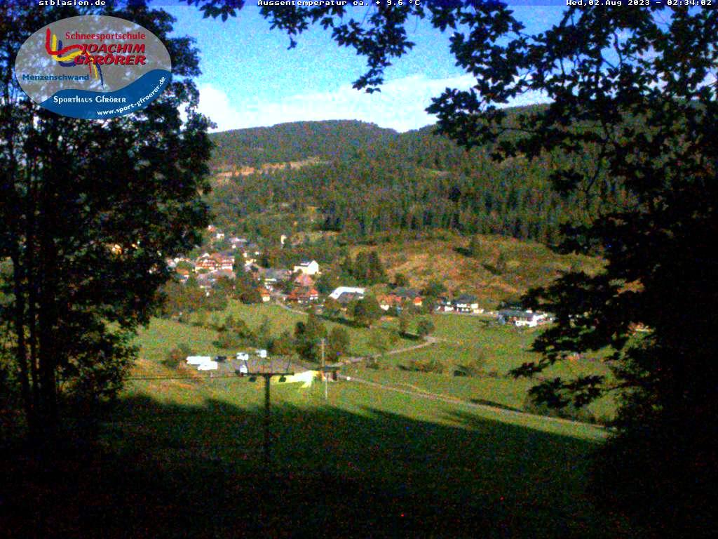 Menzenschwand - Skilift Rehbach